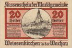 Austria, 20 Heller, FS 1158Ia