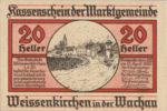 Austria, 20 Heller, FS 1158Ib