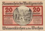 Austria, 20 Heller, FS 1158Ic