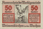 Austria, 50 Heller, FS 1158Ic