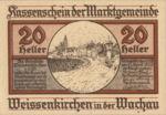 Austria, 20 Heller, FS 1158IIa