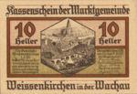 Austria, 10 Heller, FS 1158IIb