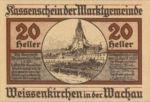 Austria, 20 Heller, FS 1158IIc