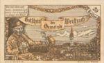 Austria, 20 Heller, FS 1161c