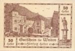 Austria, 50 Heller, FS 1162b