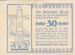 Austria, 50 Heller, FS 1171I.2