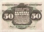 Austria, 50 Heller, FS 1174a