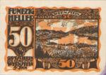 Austria, 50 Heller, FS 1174b