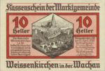 Austria, 10 Heller, FS 1158I