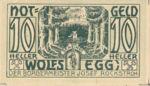 Austria, 10 Heller, FS 1250II