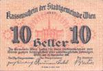 Austria, 10 Heller, FS 1183IIbA
