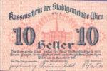 Austria, 10 Heller, FS 1183IIbAx