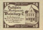 Austria, 10 Heller, FS 1231a