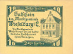 Austria, 10 Heller, FS 1231b