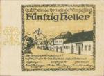 Austria, 50 Heller, FS 1238Ia