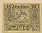 Austria, 10 Heller, FS 1240aD