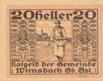 Austria, 20 Heller, FS 1240bB
