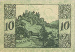 Austria, 10 Heller, FS 1241Ia