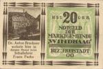Austria, 20 Heller, FS 1242b