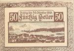 Austria, 50 Heller, FS 1245IIa