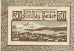 Austria, 50 Heller, FS 1245IIc