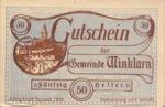 Austria, 50 Heller, FS 1246e