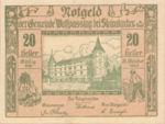 Austria, 20 Heller, FS 1249I
