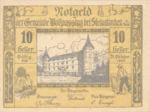 Austria, 10 Heller, FS 1249I