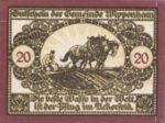 Austria, 20 Heller, FS 1247a