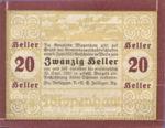 Austria, 20 Heller, FS 1247b