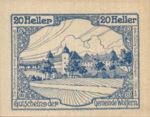 Austria, 20 Heller, FS 1248