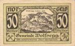 Austria, 50 Heller, FS 1250Ib