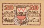 Austria, 20 Heller, FS 1252e