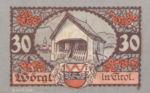 Austria, 30 Heller, FS 1252f