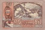 Austria, 90 Heller, FS 1252f