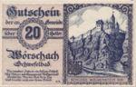 Austria, 20 Heller, FS 1254