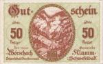 Austria, 50 Heller, FS 1254