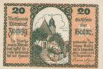 Austria, 20 Heller, FS 1257IIa