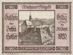 Austria, 10 Heller, FS 1122.5IIa