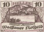 Austria, 10 Heller, FS 1122.6IIa