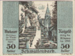Austria, 50 Heller, FS 1122.8IIc
