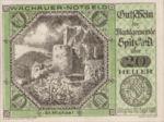 Austria, 20 Heller, FS 1122.9IIc
