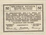 Austria, 50 Heller, FS 1122.9IIc
