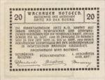 Austria, 20 Heller, FS 1122.10IIc