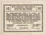 Austria, 10 Heller, FS 1122.10IIc