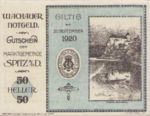 Austria, 50 Heller, FS 1122.10IIa