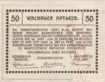 Austria, 50 Heller, FS 1122.10IIb