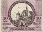 Austria, 10 Heller, FS 1122.13IIa