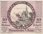 Austria, 10 Heller, FS 1122.13IIb