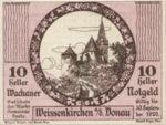 Austria, 10 Heller, FS 1122.13IIc